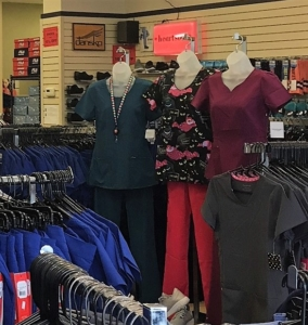 Chamberlain Lane/Highway 22 Cardinal Uniforms & Scrubs Mannequin Outfits Accessories