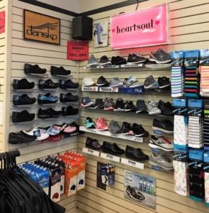 Chamberlain Lane/Highway 22 Cardinal Uniforms & Scrubs Shoe Wall Support Socks Powersteps